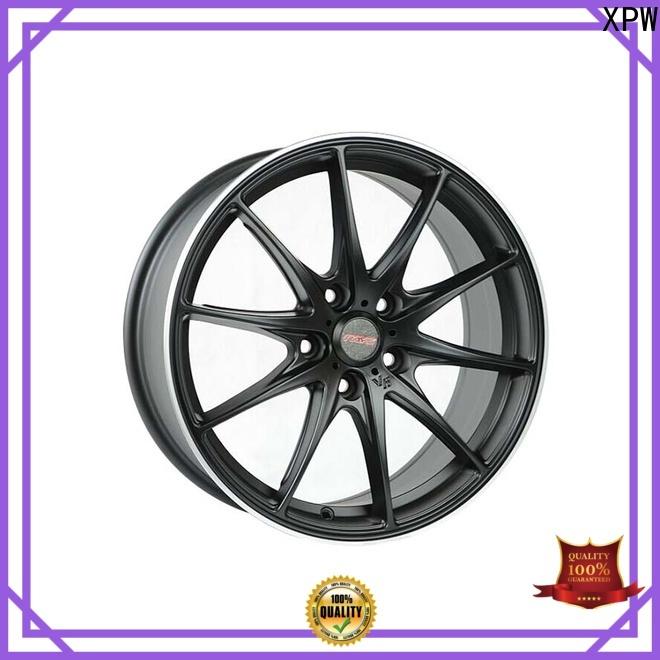 XPW custom custom aluminum wheels supplier for vehicle