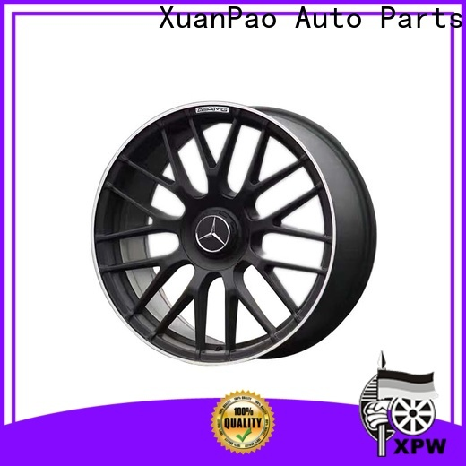 XPW aluminum mercedes benz 20 inch rims manufacturing for mercedes