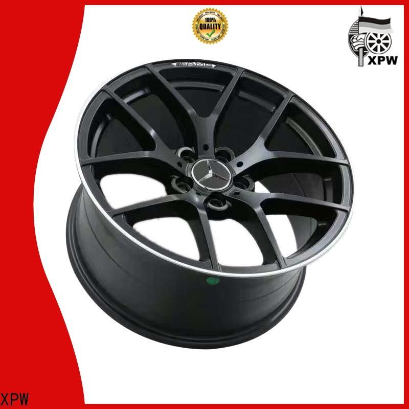 XPW custom 5x112 mercedes wheels manufacturing for mercedes