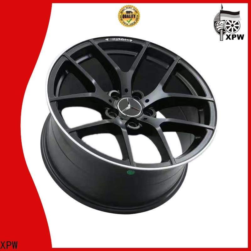 XPW custom 5x112 mercedes wheels manufacturing for mercedes