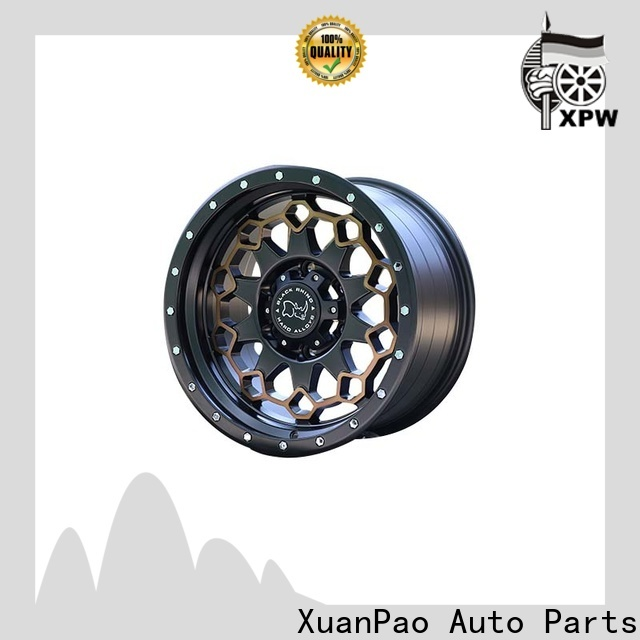 XPW effcient 16 suv rims design for SUV cars