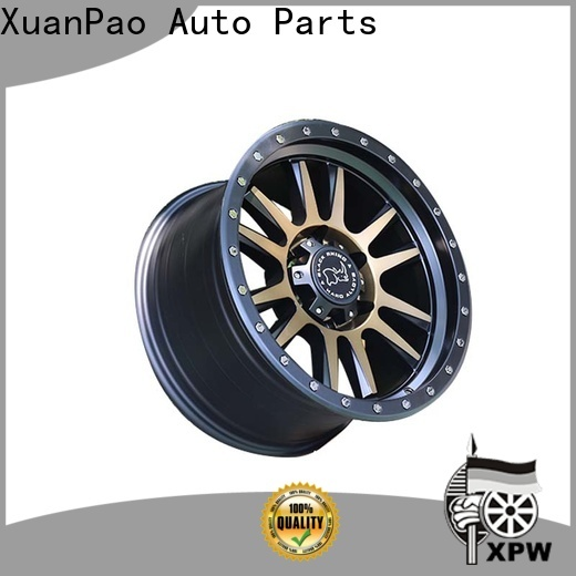 XPW durable suv rims for sale wholesale for vehicle
