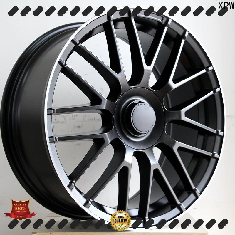 XPW factory supply wholesale rims manufacturing for vehicle