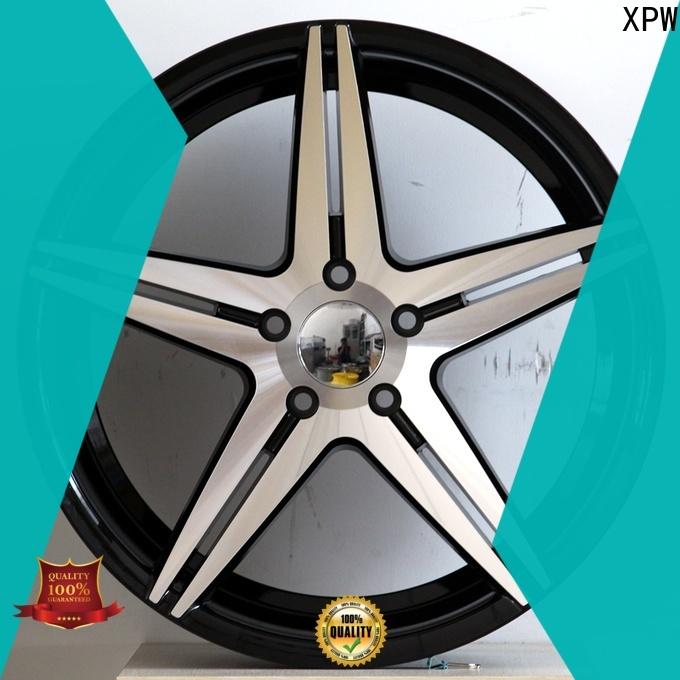 XPW 20 inch aluminum rims supplier for vehicle