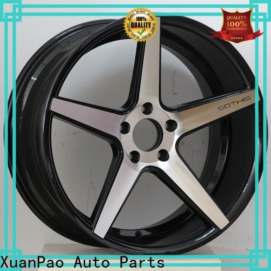 XPW 20 inch 5 spoke rims manufacturing for turcks