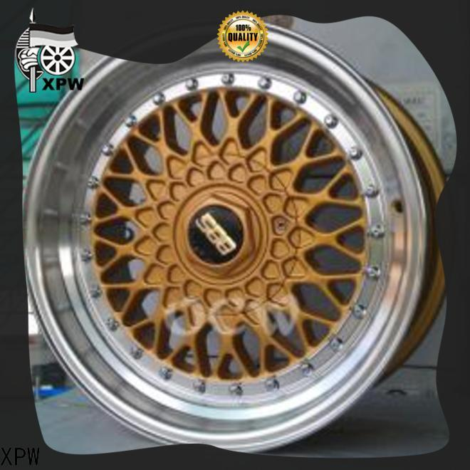 high quality 15 inch trailer rims white manufacturing for cars
