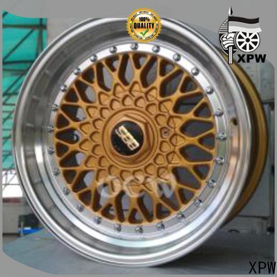 custom 16 rims black wholesale for Toyota