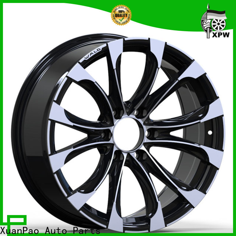 XPW aluminum best rims for suv wholesale for cars