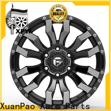 fashion cheap rim and tire packages matte black manufacturing for Toyota