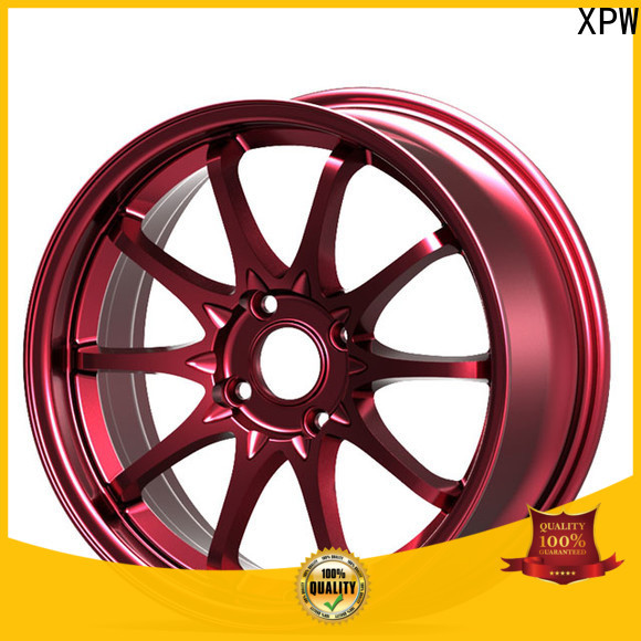 XPW black 16 inch chery rims OEM for vehicle