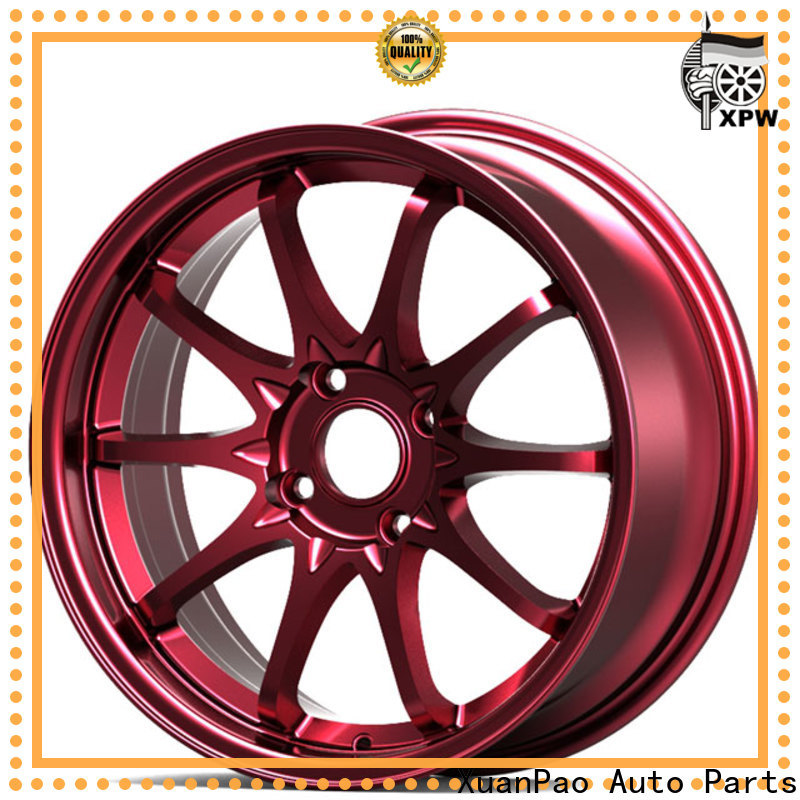 XPW factory supply audi 17 inch rims manufacturing for vehicle