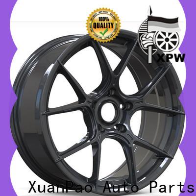 custom mercedes aftermarket rims low-pressure casting supplier for cars