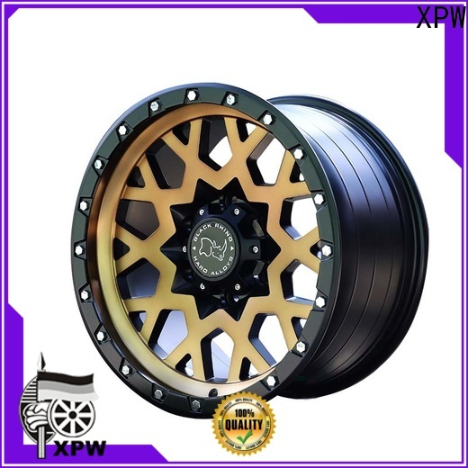 XPW exquisite mb suv rims manufacturing for SUV cars