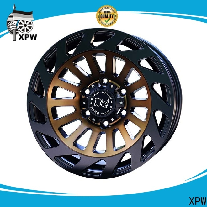 XPW professional discount custom wheels wholesale for vehicle