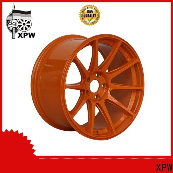 XPW hot selling bmw 18 inch rims supplier for Honda series