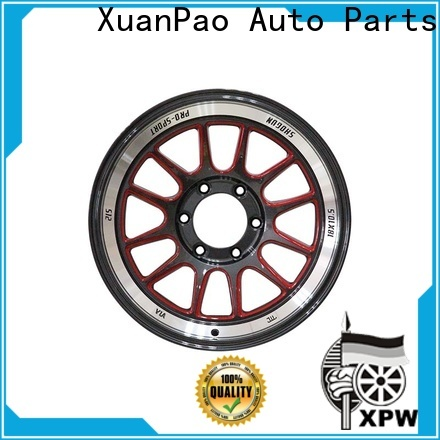 custom 18 inch rims set of 4 alloy manufacturing for cars