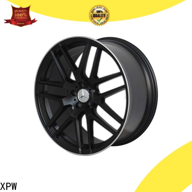 professional mercedes 19 inch alloys low-pressure casting manufacturing for Benz car series