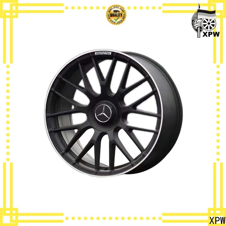 XPW low-pressure casting mercedes wheels for sale OEM for cars