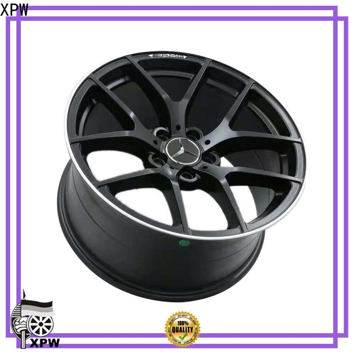 XPW durable mercedes benz 19 inch rims manufacturing for mercedes