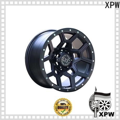 custom car wheels aluminum wholesale for SUV cars