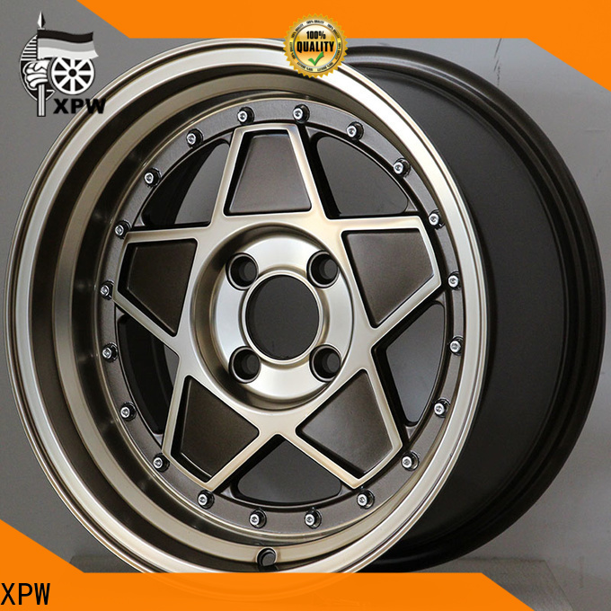 cost-efficient 15 inch 4 bolt rims novel design with beautiful shape manufacturing for cars