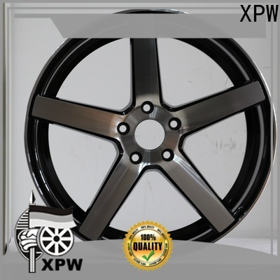 XPW custom 16 inch black truck rims wholesale for cars