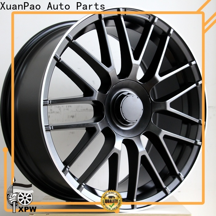 XPW reliable 20 inch Mercedes rims and tires manufacturing for mercedes