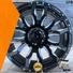 high quality all black 20 inch rims OEM for turcks