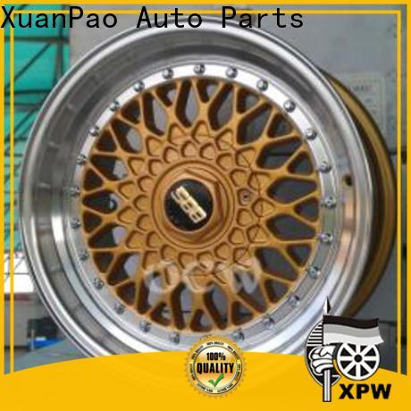 XPW high quality 16 inch chrome rims wholesale for vehicle