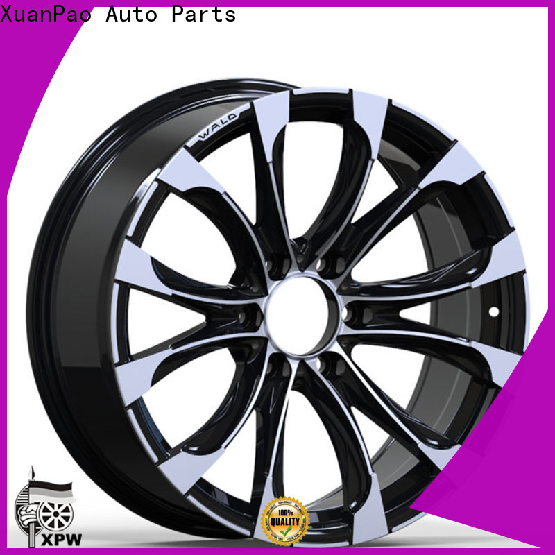 XPW professional black suv rims wholesale for cars