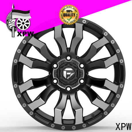 XPW cost-efficient cheap rims online manufacturing for cars