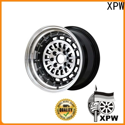 XPW white 15 inch ford wheels design for Honda series