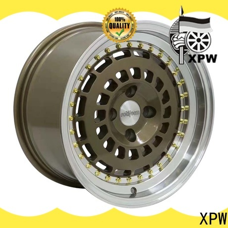 XPW high quality 15 inch rims 5 lug wholesale for Toyota
