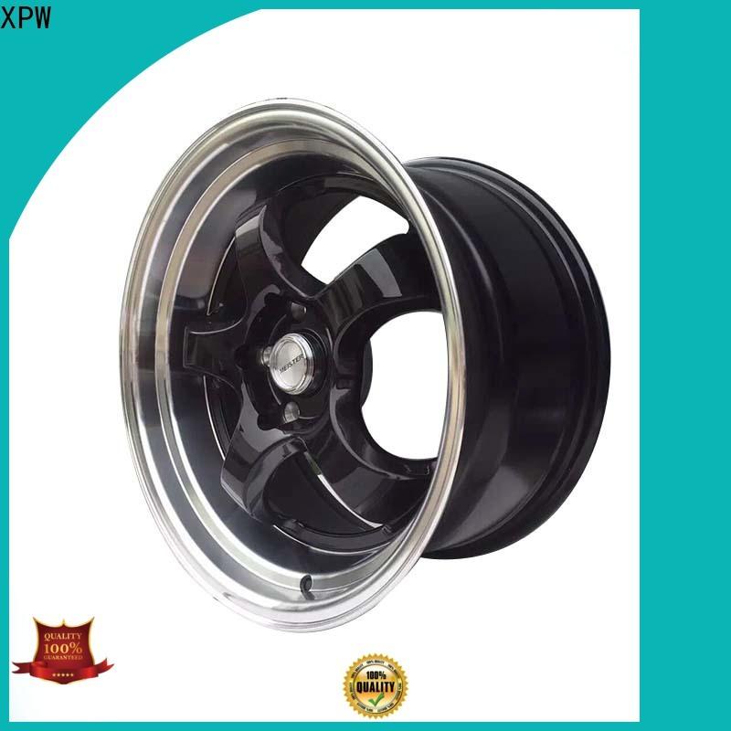 XPW cost-efficient 15 drag wheels wholesale for vehicle