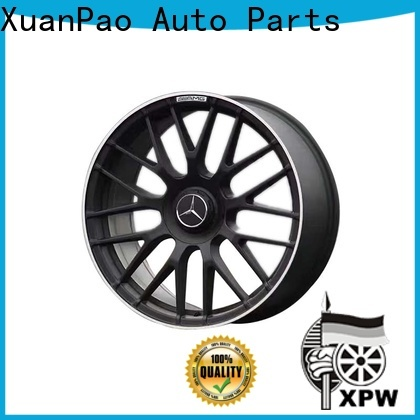 XPW low-pressure casting 5x112 mercedes wheels manufacturing for Benz car series