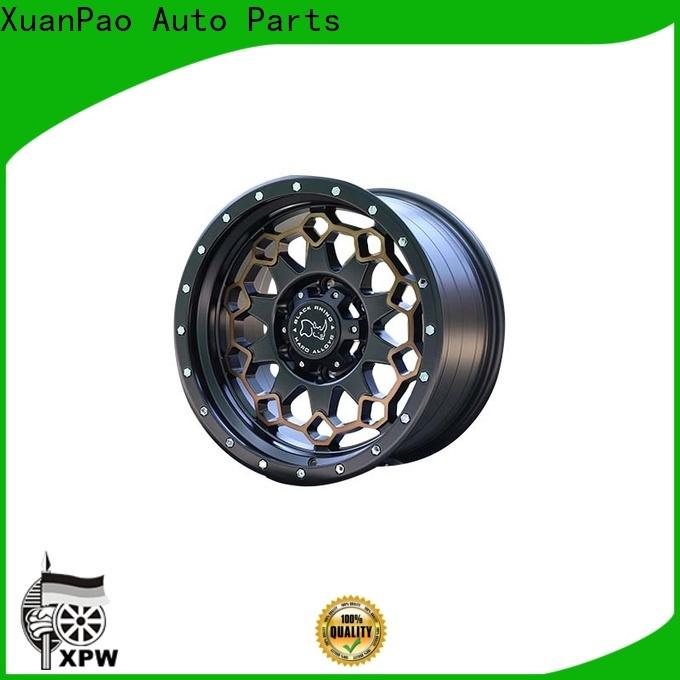 XPW auto custom suv rims manufacturing for SUV cars