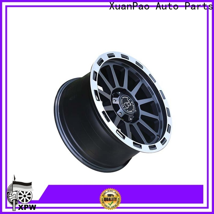 effcient 22 suv wheels aluminum wholesale for vehicle