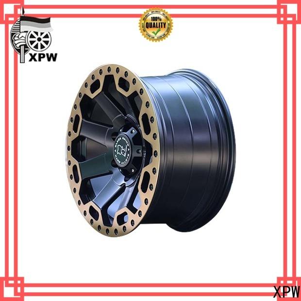 XPW durable cheap suv rims wholesale for vehicle