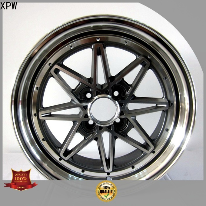 professional aftermarket rims power coating design for cars