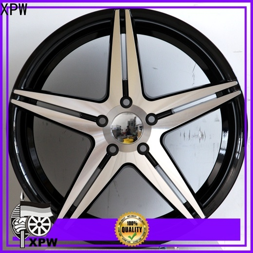 XPW factory supply white 20 inch rims manufacturing for turcks