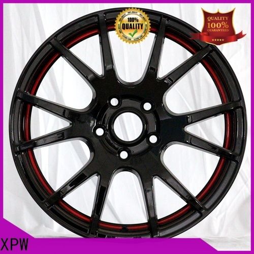 XPW novel design with beautiful shape tires for 15 inch rims design for cars