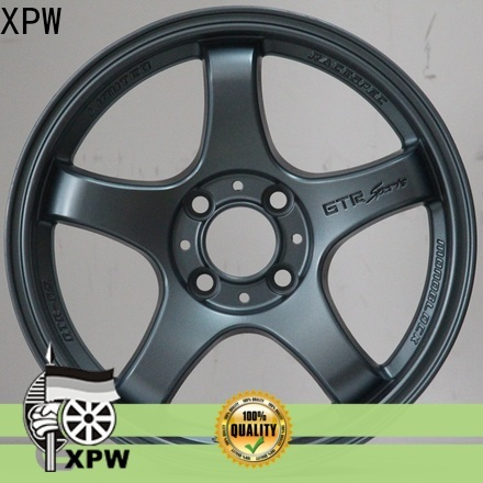 XPW high quality 16 inch chrome rims manufacturing for Honda series