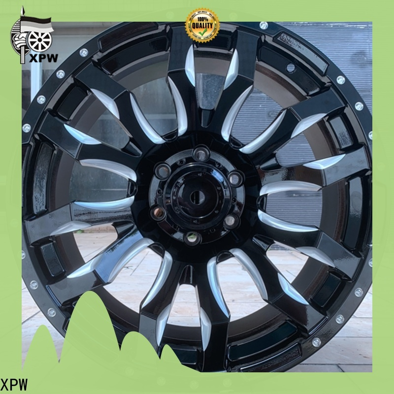 XPW professional 20 inch truck wheels OEM for vehicle