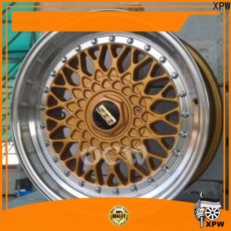 XPW alloy american racing 17 inch rims series for vehicle