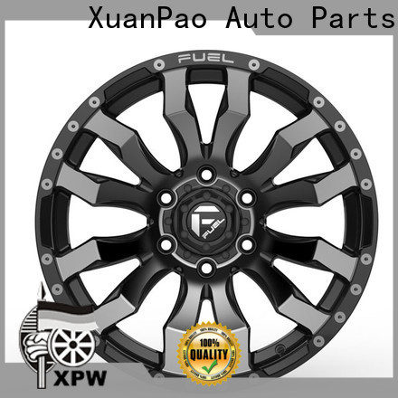 XPW professional suv wheels and tires wholesale for cars
