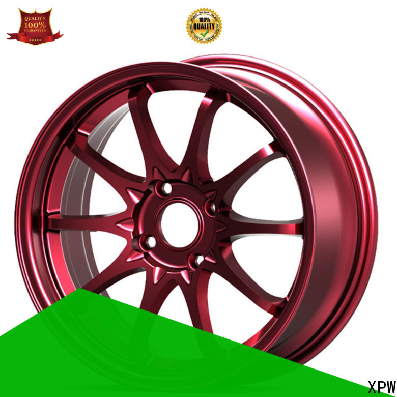 custom best rims alloy manufacturing for Toyota
