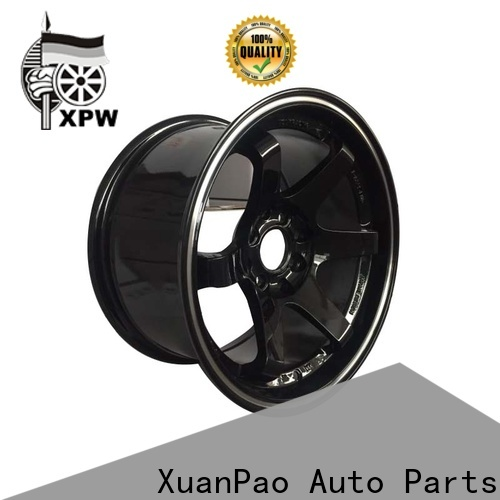 XPW power coating 15x10 chrome wheels manufacturing for Toyota
