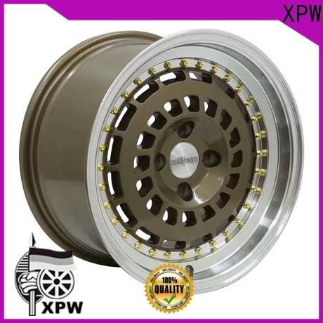 XPW professional 15x10 aluminum wheels design for vehicle