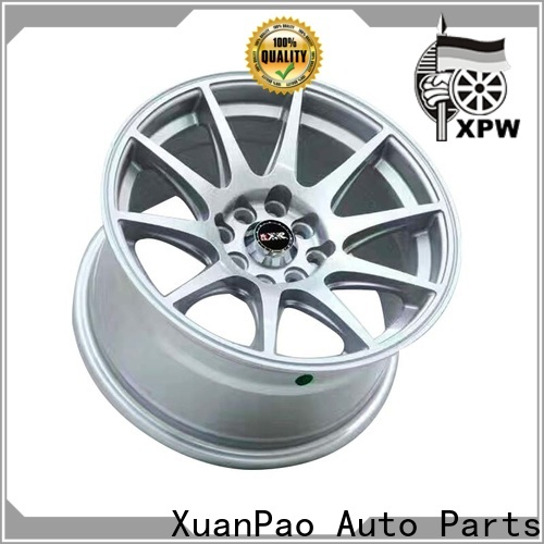 XPW novel design with beautiful shape 15x10 aluminum wheels manufacturing for vehicle