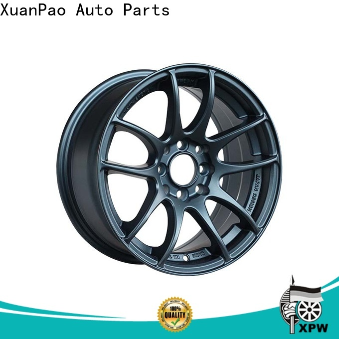 XPW durable 18 rims with tires supplier for Toyota